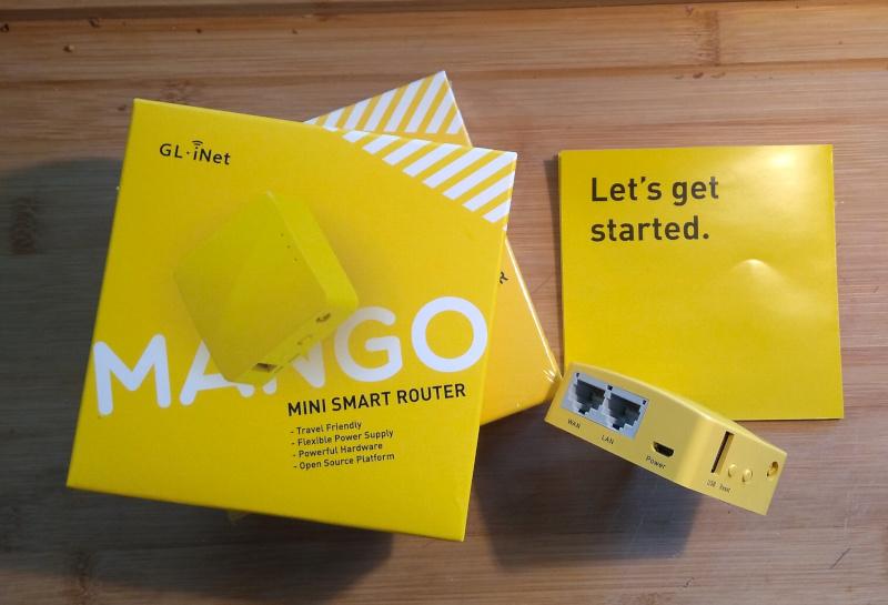 Mango (GL-MT300N-V2)